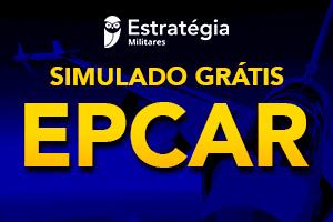 Simulado EPCAR grátis