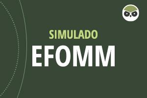 Simulado Efomm